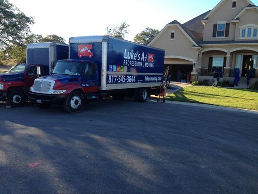residential movers in hurst texas