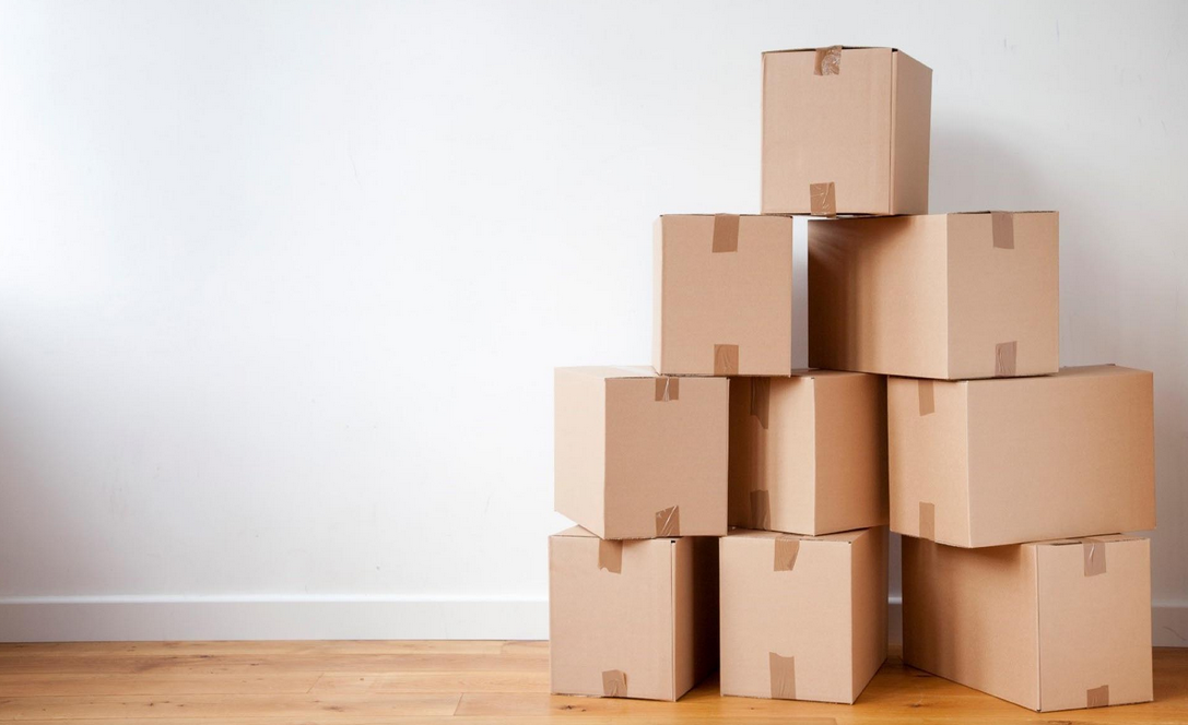 euless texas packing box services