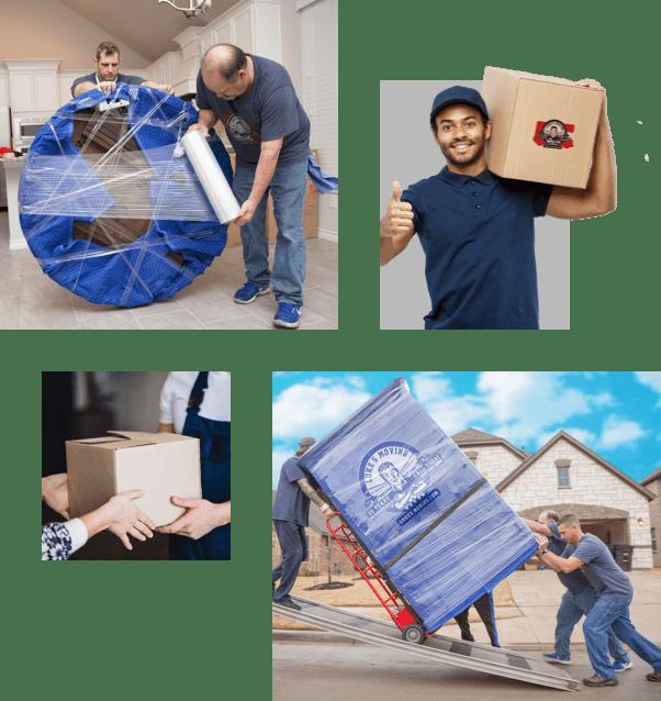 Choose Luke's Moving Company
