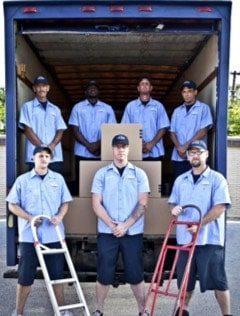 Luke's Moving Services in Hurst TX