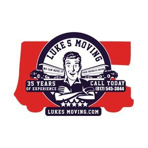 Local DFW Moving Guides - Luke's A+ Moving Company